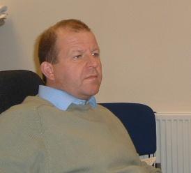 Geoff Peddie, S & G Engineering and Storage